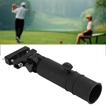 Soporte de Paraguas de Golf Ajustable,Golf Umbrella Holder Paraguas de Golf Universal para Todos Carrito de Golf de Buggy de Carro de Bicicleta de ...