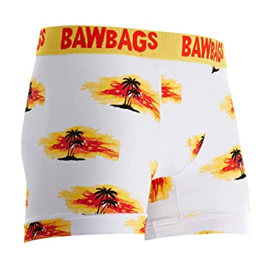 Bawbags Cool de sacs Pitch Boxer Shorts