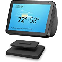 Stand for Echo Show 8, AutoSonic Adjustable Stand Mount Accessories for Amazon Alexa Smart Home Speaker, Magnetic…