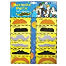 12 Mustache Party Pack - 12 assorted