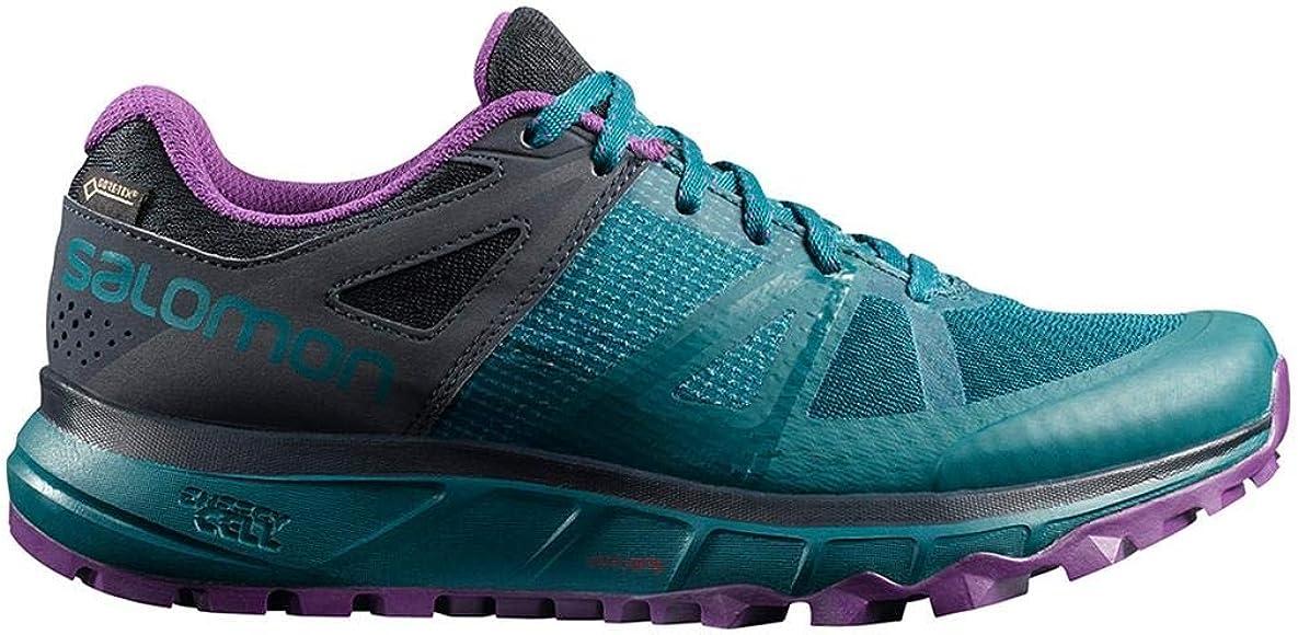 SALOMON Trailster GTX W, Zapatillas de Trail Running para Mujer ...