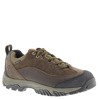 Timberland - Zapatillas de Piel para hombre Marrón marrón, color Marrón, talla 44 EU