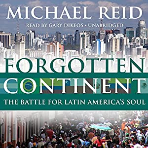 Forgotten Continent Audiobook