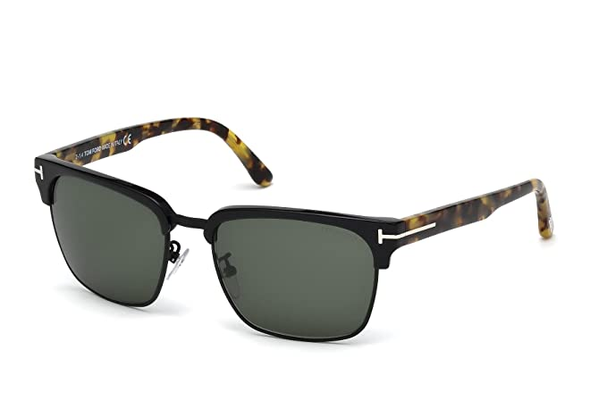 741c8e8a0347d Image Unavailable. Image not available for. Colour  Tom Ford River Vintage  Square Sunglasses ...