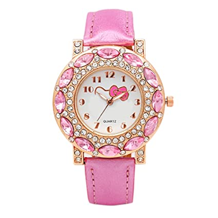 Cheap Price Hot Sales Lovely Cartoon Anime Childrens Watches Girls Boys Fashion Crystal Dress Children Quartz Wristwatches Kids Watch Clock Buy One Get One Free Watches