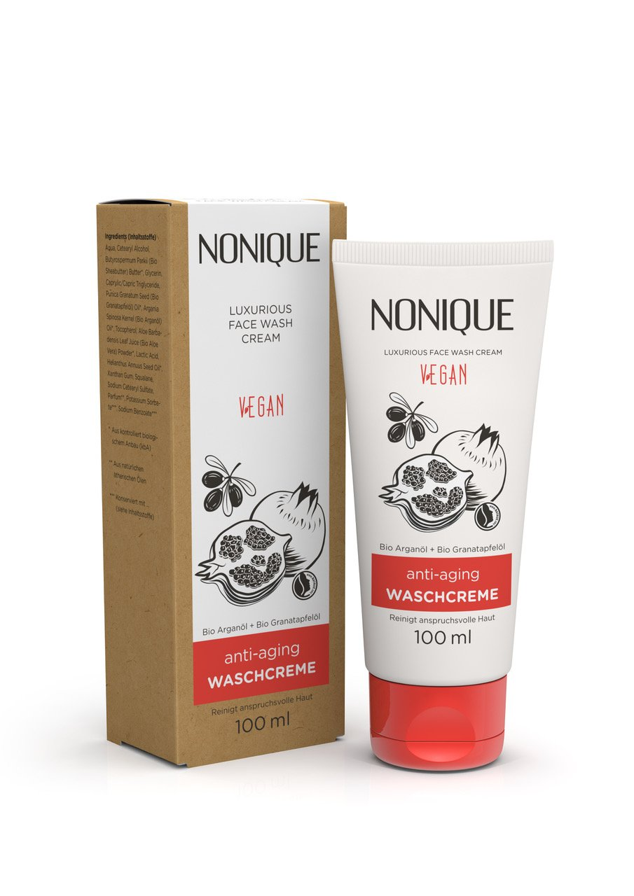 NONIQUE Anti-Aging Waschcreme, 3er Pack (3 x 100 ml) 17811