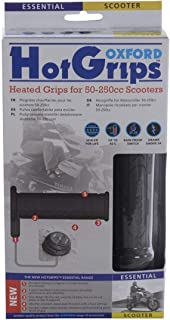 Oxford Products Commuter motorcycle Hotgrips manopole riscaldate