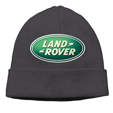 de8a5d7f90e Image Unavailable. Image not available for. Colour  Teenmax Unisex Land  Rover Logo Knit Cap ...