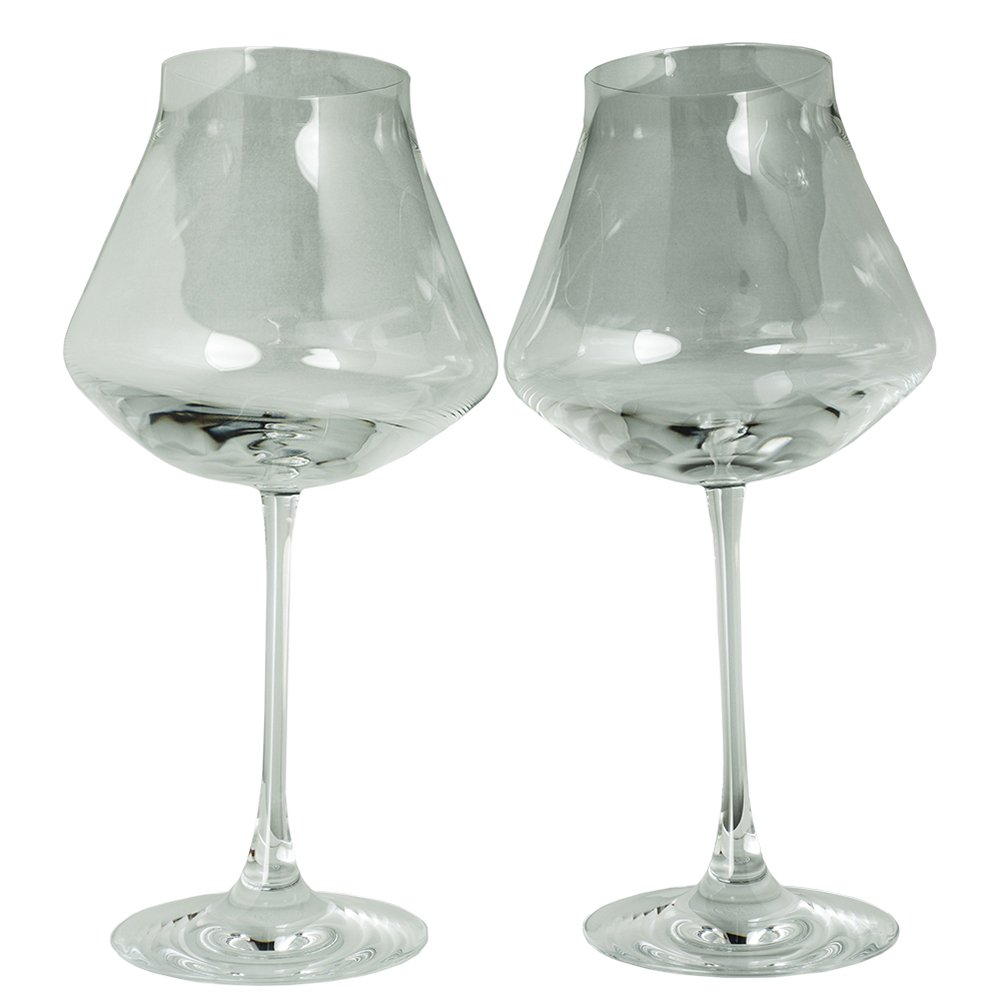 Baccarat Baccarat glass pair Chateau Baccarat wine glass XL 24.5cm 2802435 [ parallel import goods ]