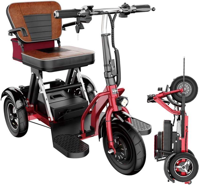 JNNEYU 3 wheel foldable electric scooter
