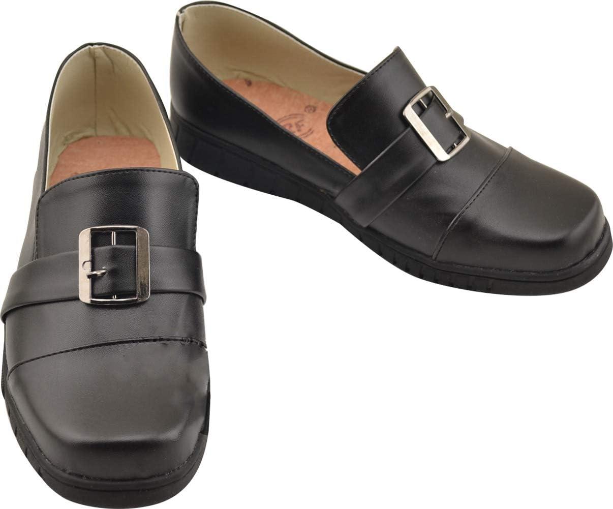 GSFDHDJS Cosplay Stiefel Schuhe for Black Butler Ciel Phantomhive Custom Version