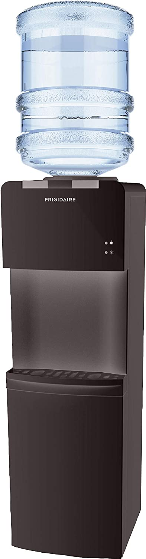 Frigidaire EFWC498-BLACK Water Cooler/Dispenser in Black: Appliances