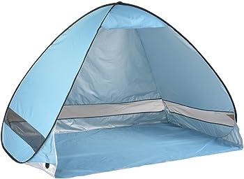 Michael Josh Oversized Pop UP Beach Tent Sun Shelters