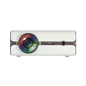 U45 Mini proyector 1600 lúmenes 1080P HD LED Proyector portátil ...