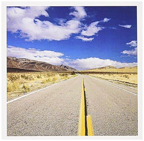 3dRose Greeting Cards, Anza-Borrego Desert Spa, Rt. S-22 California - Desert California Hills