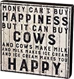 ice cream accent - Primitives by Kathy Buy Cows Box Sign