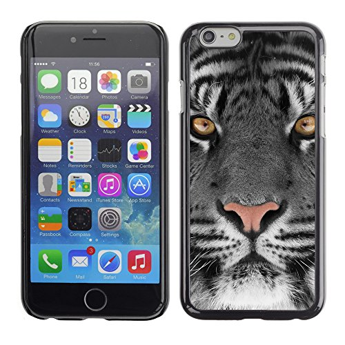 "Premio Sottile Slim Cassa Custodia Case Cover Shell // V00002669 Tigre blanc // Apple iPhone 6 6S 6G 4.7"""