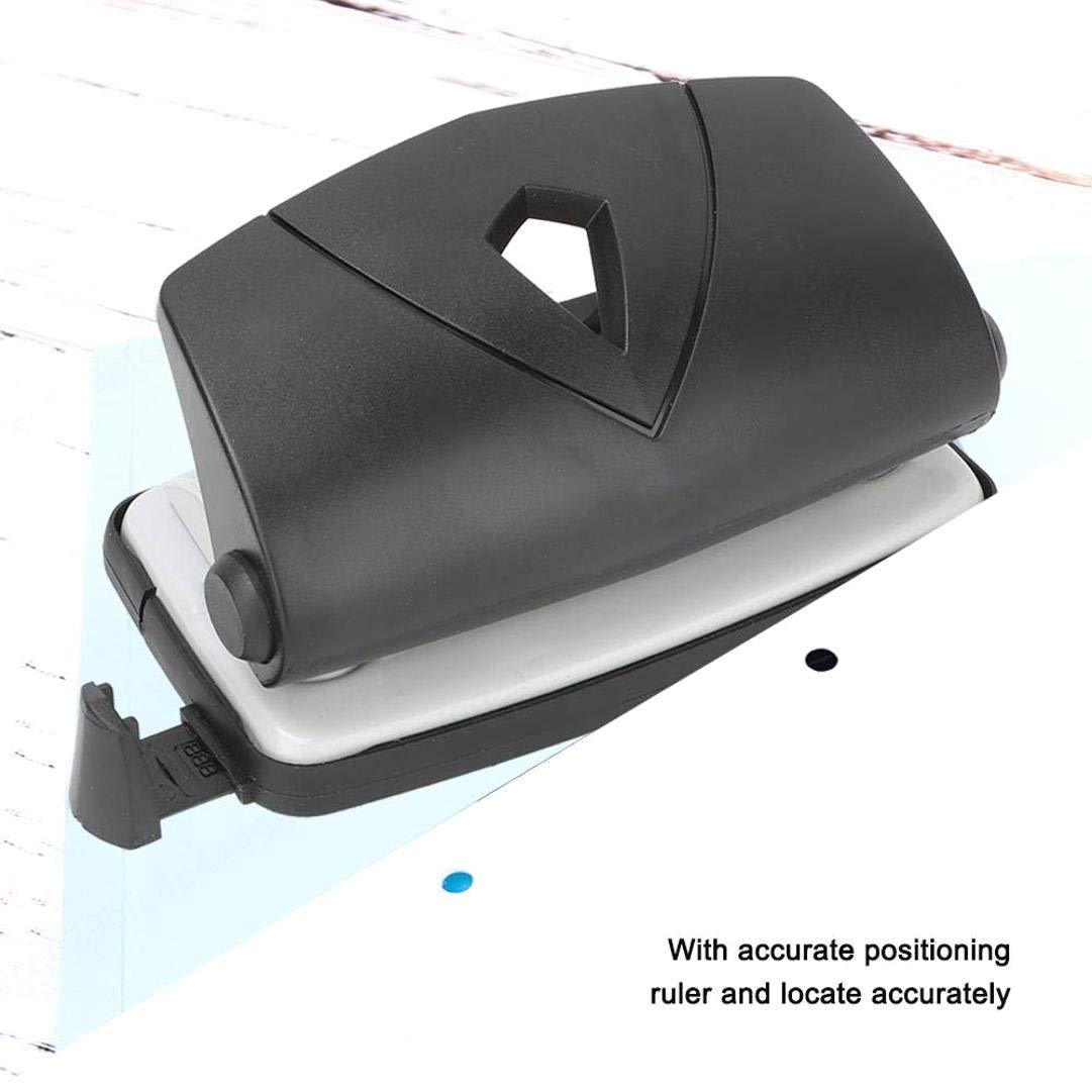PRINDIY Perforateur /à Perforations /à 2 Trous avec capacit/é de 10 Feuilles