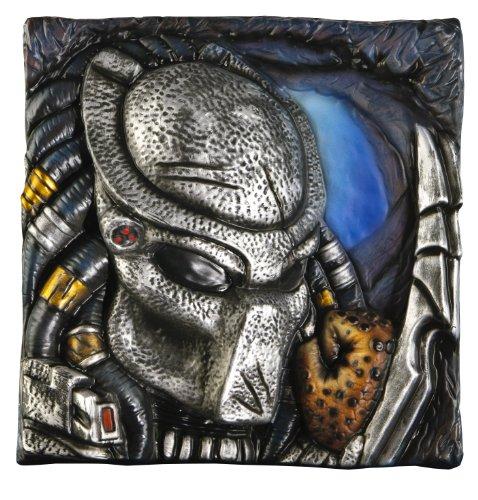 Aliens Vs. Predator Wall Décor, Predator, 13-inches x 13-Inches (Predator Costumes For Kids)