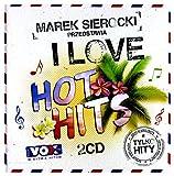 Santana / Jennifer Lopez / Sean Kingston: Marek Sierocki Przedstawia: I Love Hot Hits [2CD]