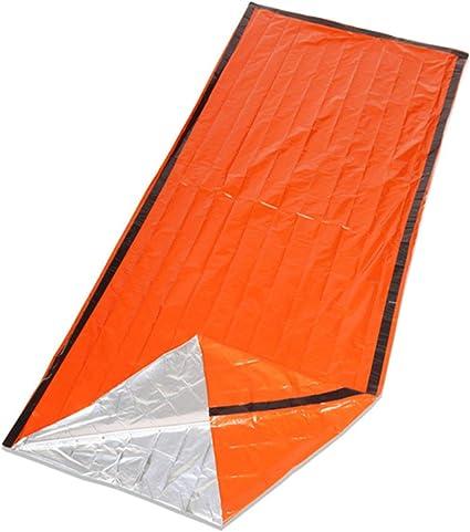 Emergency Sleeping Bag Thermal Waterproof Reusable Survival Foil Camping Travel