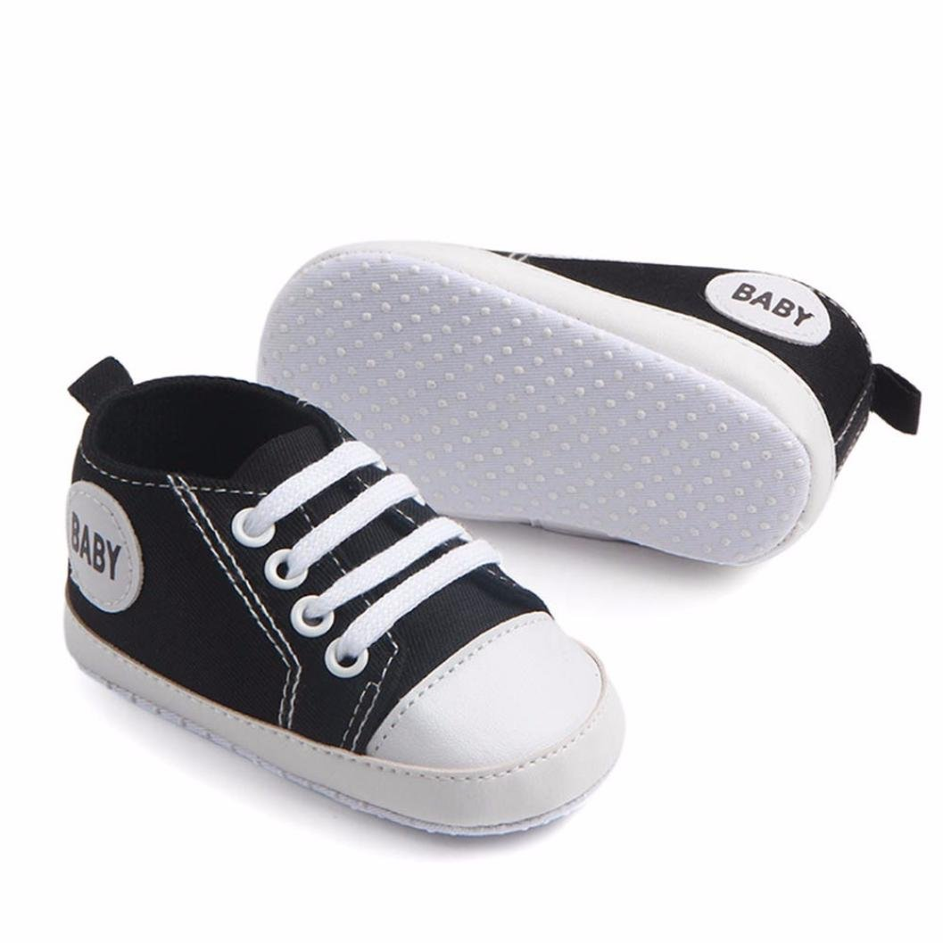 29e004f5f Amazon.com  Lurryly Baby Boys Girls Shoes