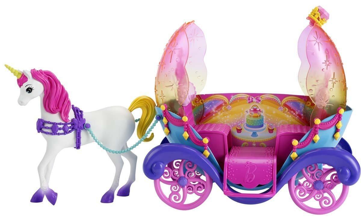 Barbie DPY38 Princess Horse Carriage New | eBay