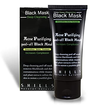 pore mask peel