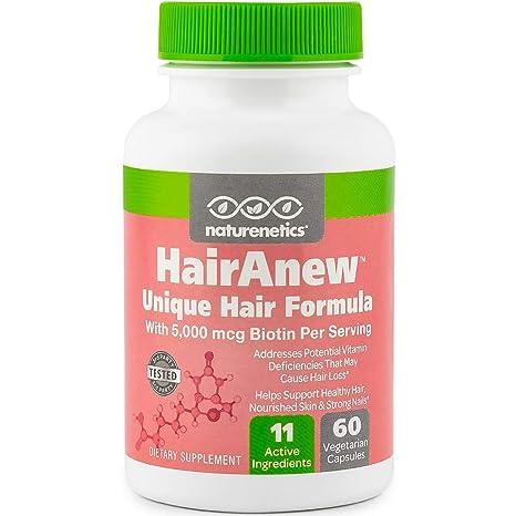 Biotin Hair Growth Vitamins 11 Powerful Ingredients Including