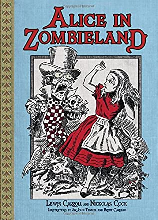 book cover of Alice in Zombieland