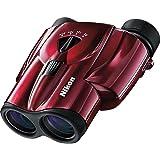 Nikon 8-24X25 Aculon Zoom Binocular - Red