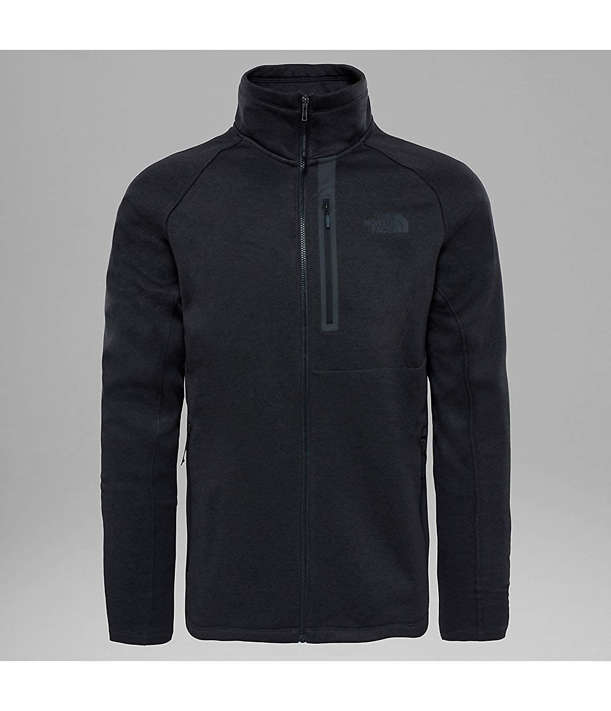 The North Face FZ Chaqueta con Cremallera Canyonlands, Hombre