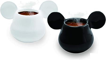 Blanco Joy Toy 62128/Mickey Mouse 3d cer/ámica tazas de caf/é 13/x 8/x 8/cm Negro
