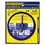 Eazypower 30125 6-Inch Hole Saw for CornHole Boards Including Corn Hole Board Plans