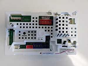 Whirlpool W10393472 Washer Electronic Control Board Genuine Original Equipment Manufacturer (OEM) Part