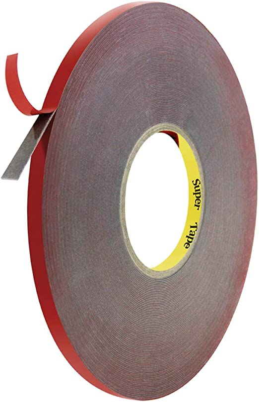10m 10mm strong double-sided adhesive auto car rubber tape foam LED strips T531