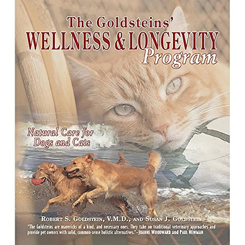 UPC 018214105459, Goldsteins Guide To Wellness And Longevity For Cats/Dogs