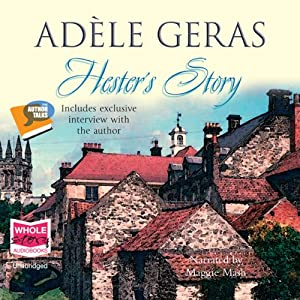 Hester's Story Audiobook
