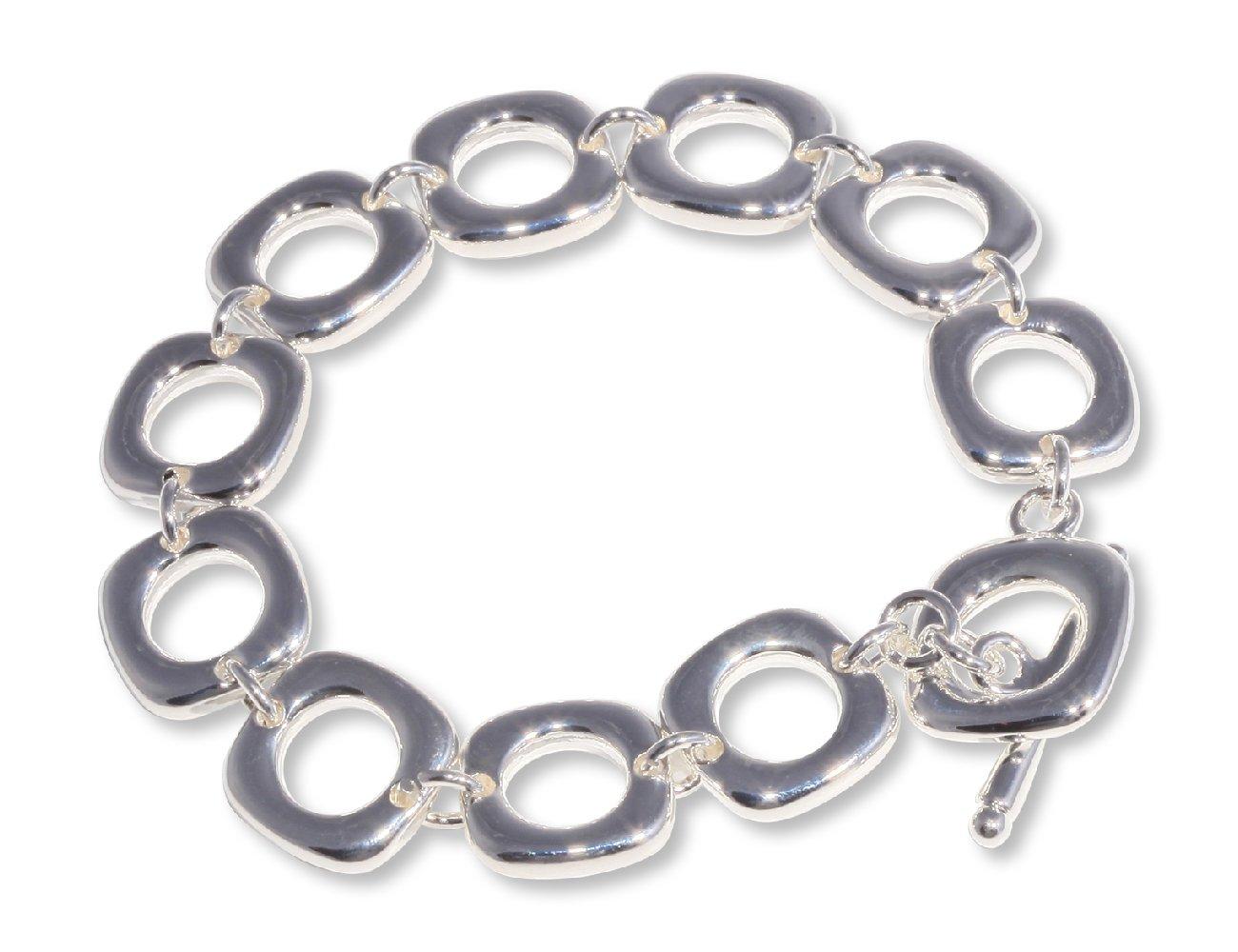 Argent 925//1000 D106 Enez Bracelet Femme