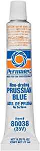 Permatex 80038 Prussian Blue Fitting Compound, 0.75 fl oz Tube, Package may vary