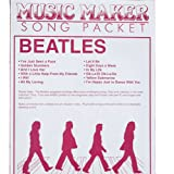 European Expressions Intl Beatles Music Maker Accessory Packet