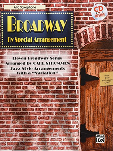 Broadway by Special Arrangement (Jazz-Style Arrangements with a