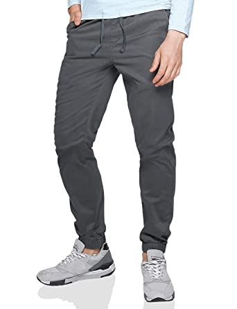 Match Men S Chino Jogger Pants At Amazon Men S Clothing Store