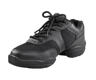 Capezio , Baskets mode pour femme - Noir - noir, 41.5