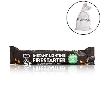 Pastillas de encendido Instant Lighting para barbacoas, estufas y chimeneas, que viene en una