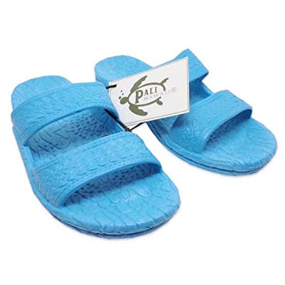 Pali Hawaii Aqua JANDAL + Certificate of Authenticity | Sandals