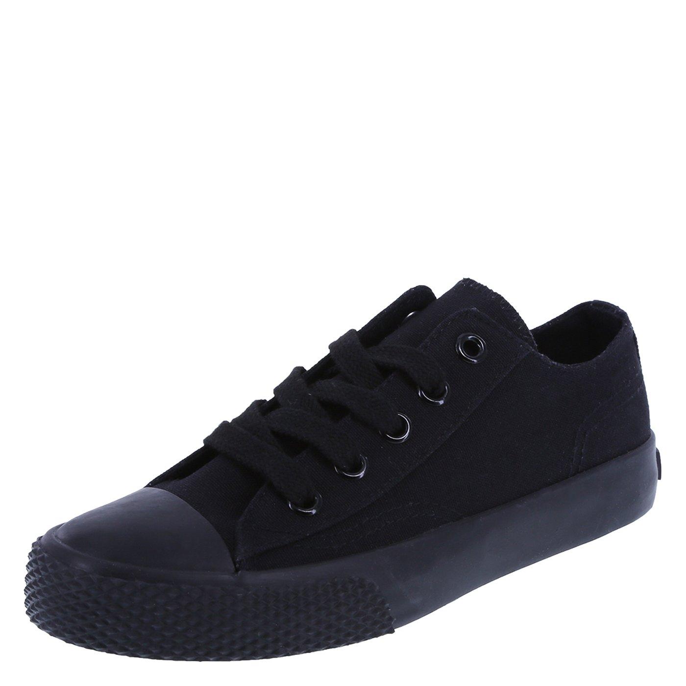 Airwalk Kids' Black Kids' Legacee Sneaker 1 Regular
