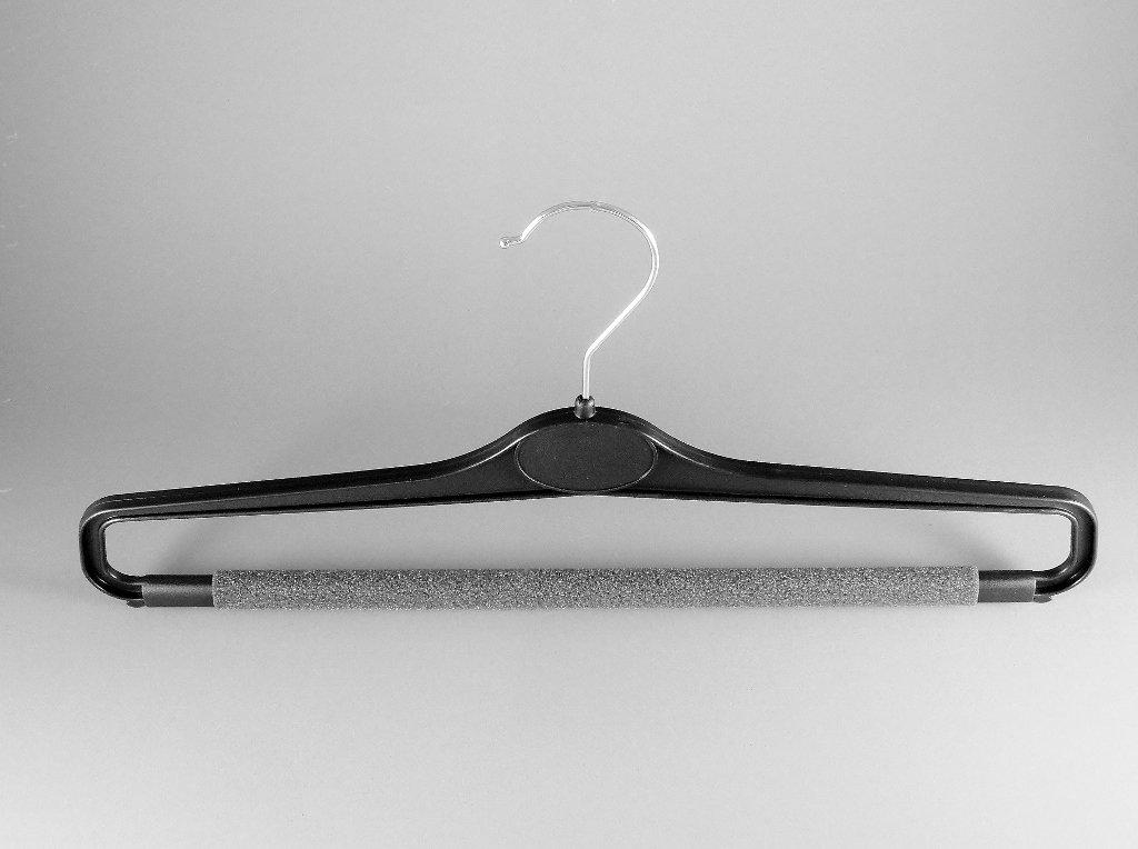NEU WS23SCHb schwarz 40cm 250 Stück Kleiderbügel für Hosen Hosenschaumbügel