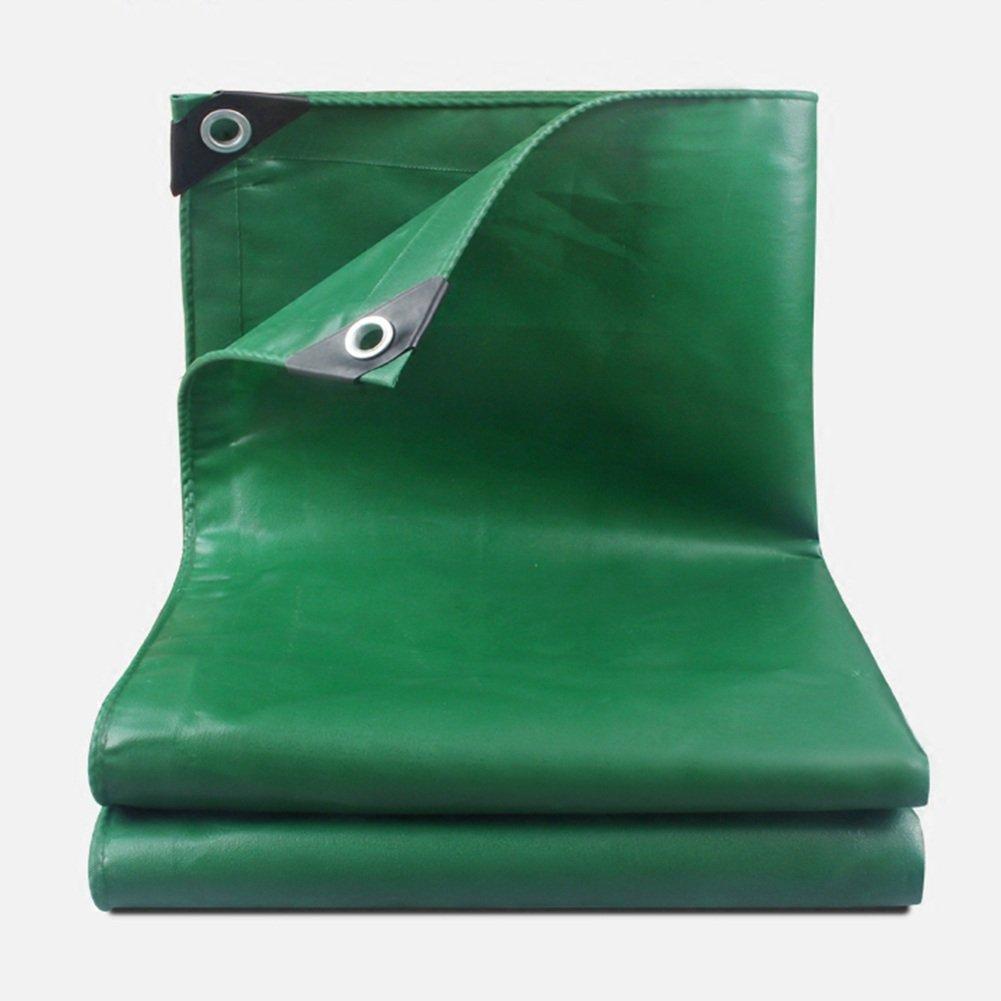 LLYDIAN Ispessito Antipioggia telone Impermeabile Protezione Solare Tela Parasole Tenda Auto Tenda Esterna Tenda telone (Dimensioni   3x3m)