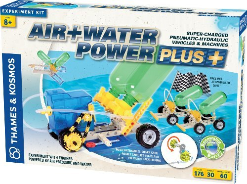 air and water power kit - 2
